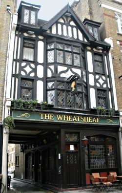 London Wheatshaff Pub